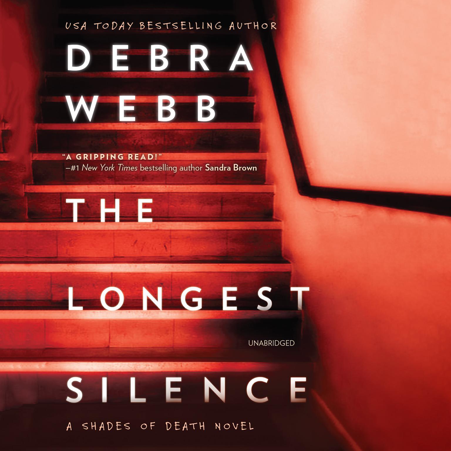 Printable The Longest Silence: A Shades of Death Novel Audiobook Cover Art