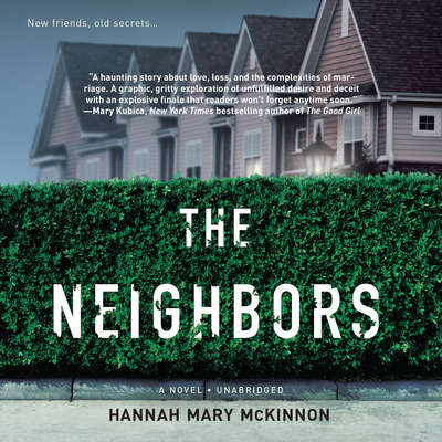 The Neighbors Audiobook, by Hannah Mary McKinnon