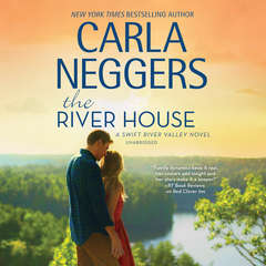 The River House Audiobook, by Carla Neggers