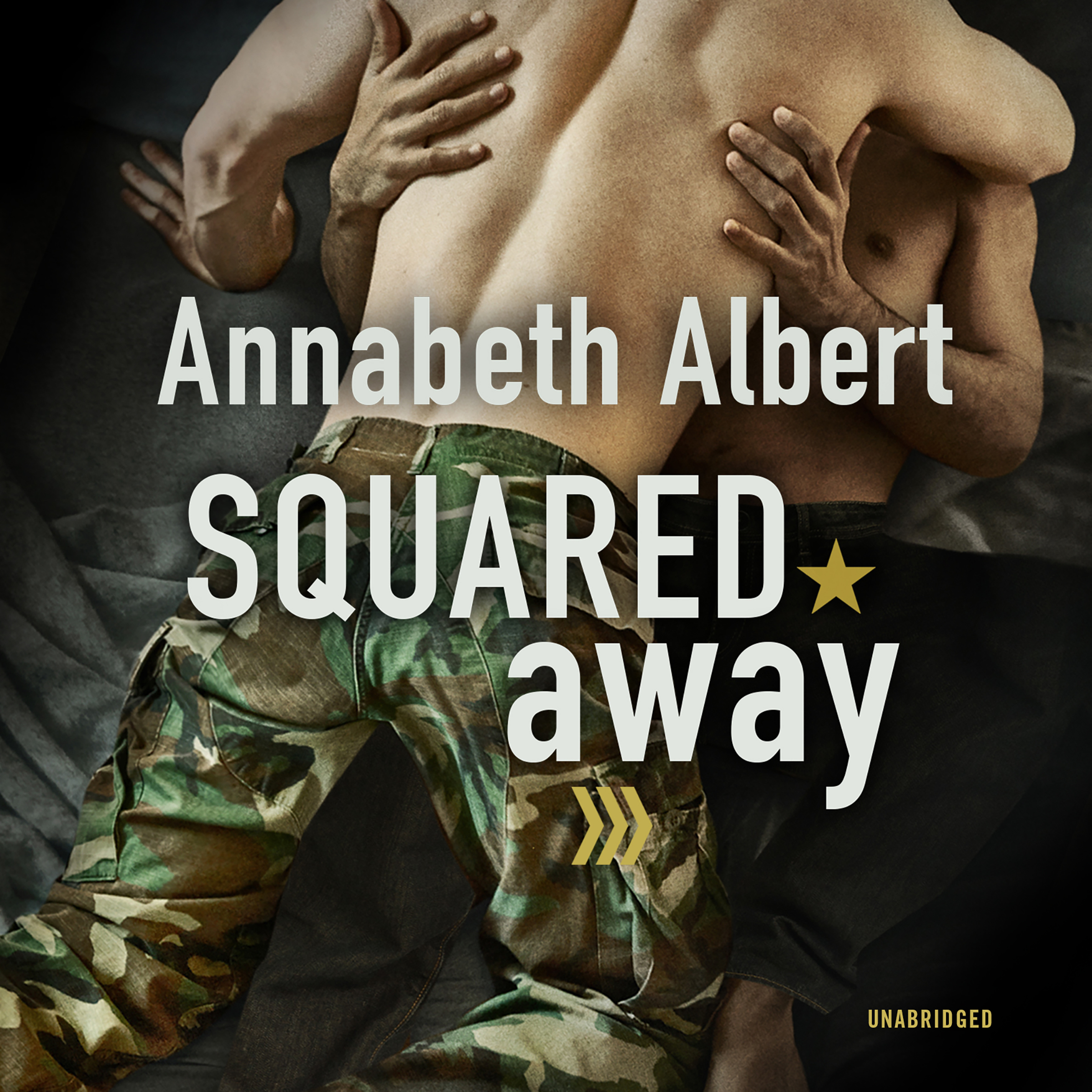 Printable Squared Away Audiobook Cover Art
