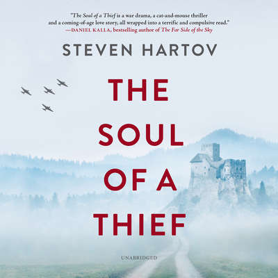 The Soul of a Thief: A Novel Audiobook, by Steven Hartov