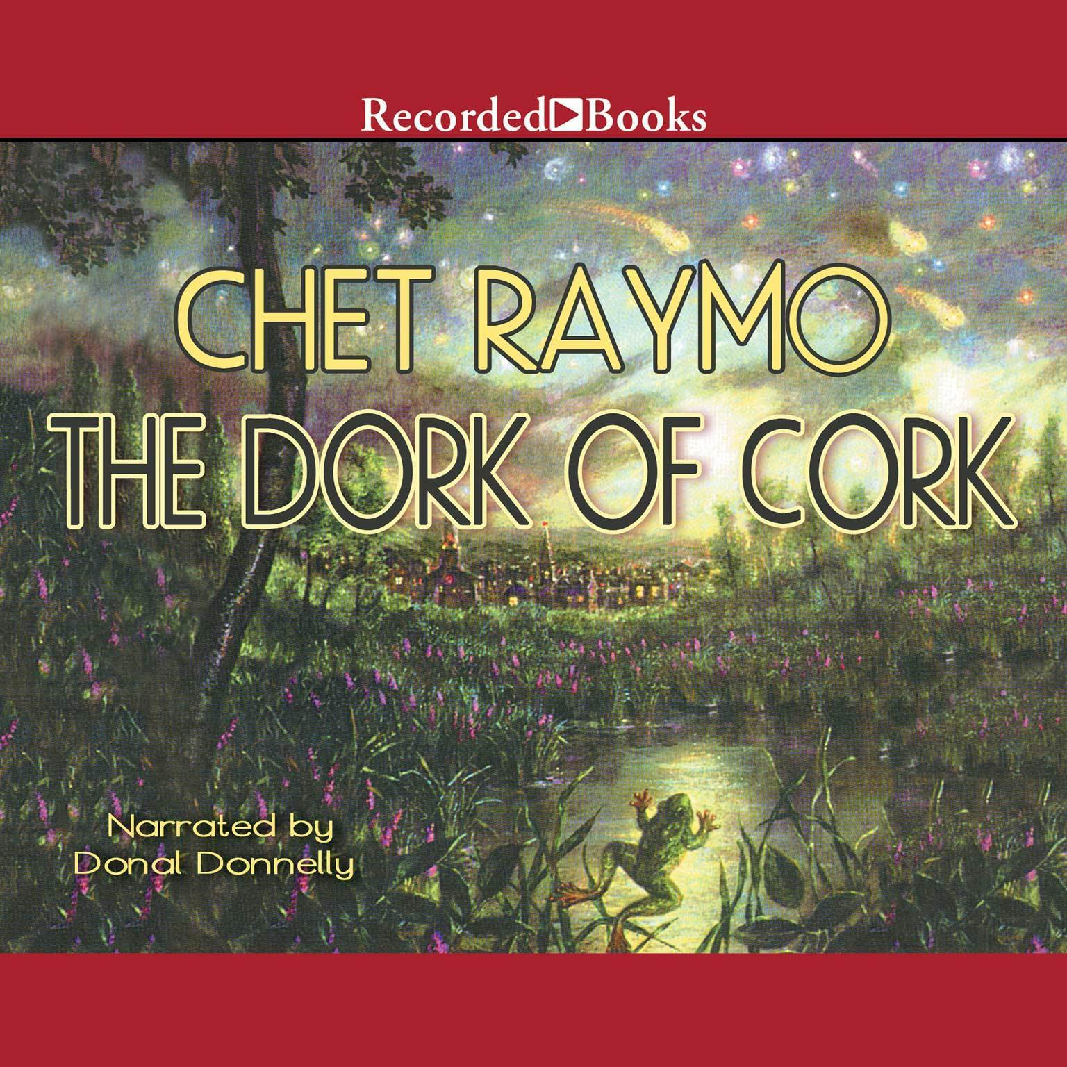 Printable The Dork of Cork Audiobook Cover Art