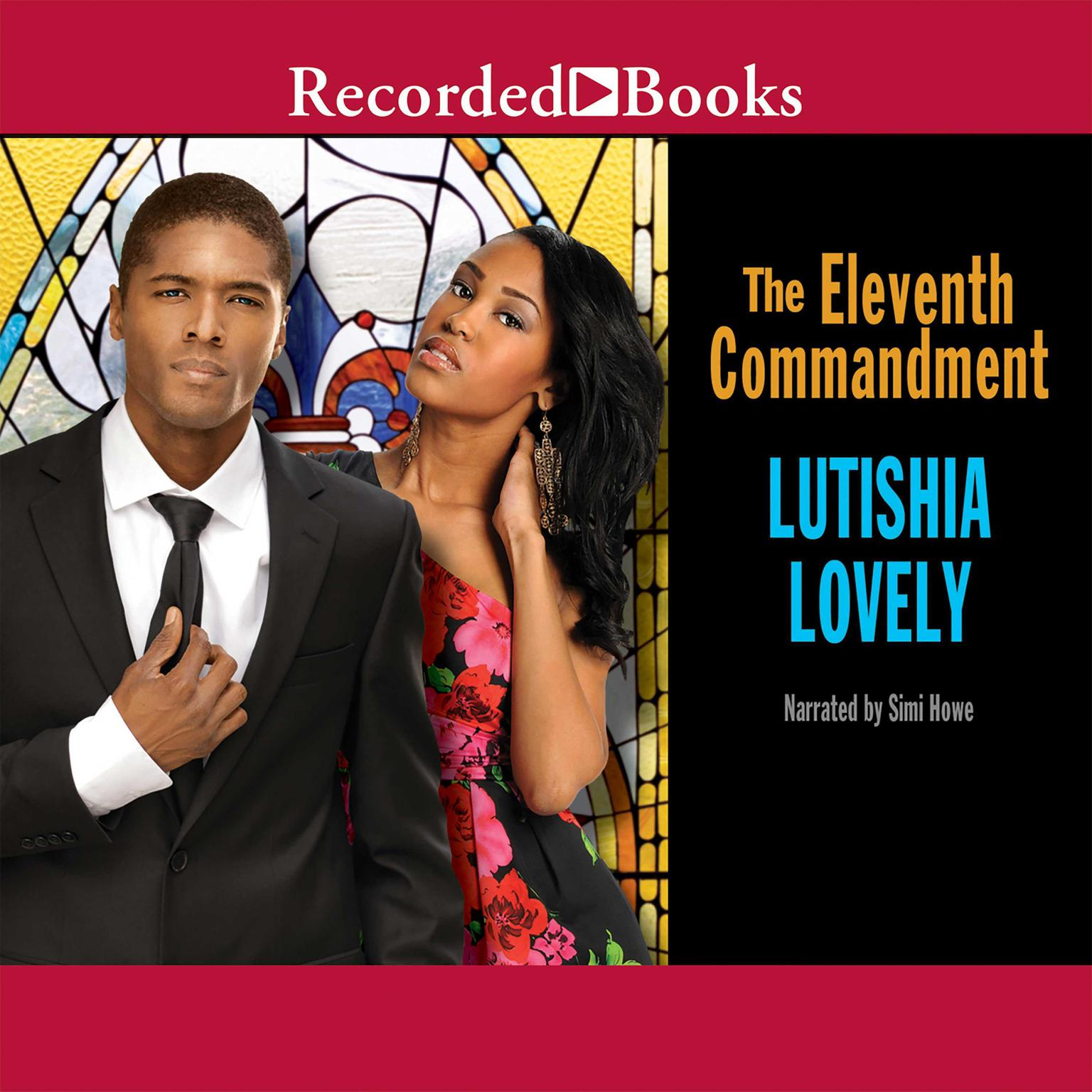 Printable The Eleventh Commandment Audiobook Cover Art