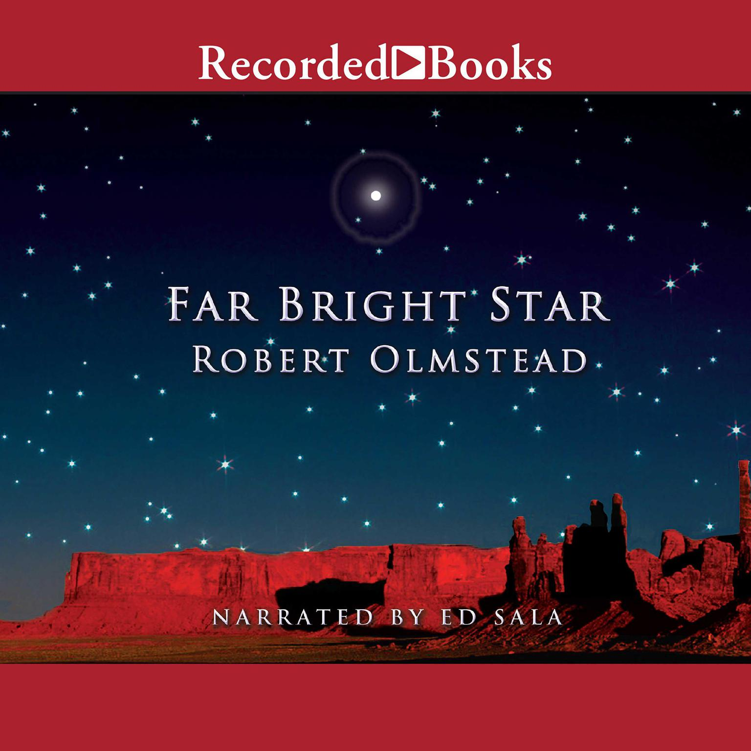 Printable Far Bright Star Audiobook Cover Art
