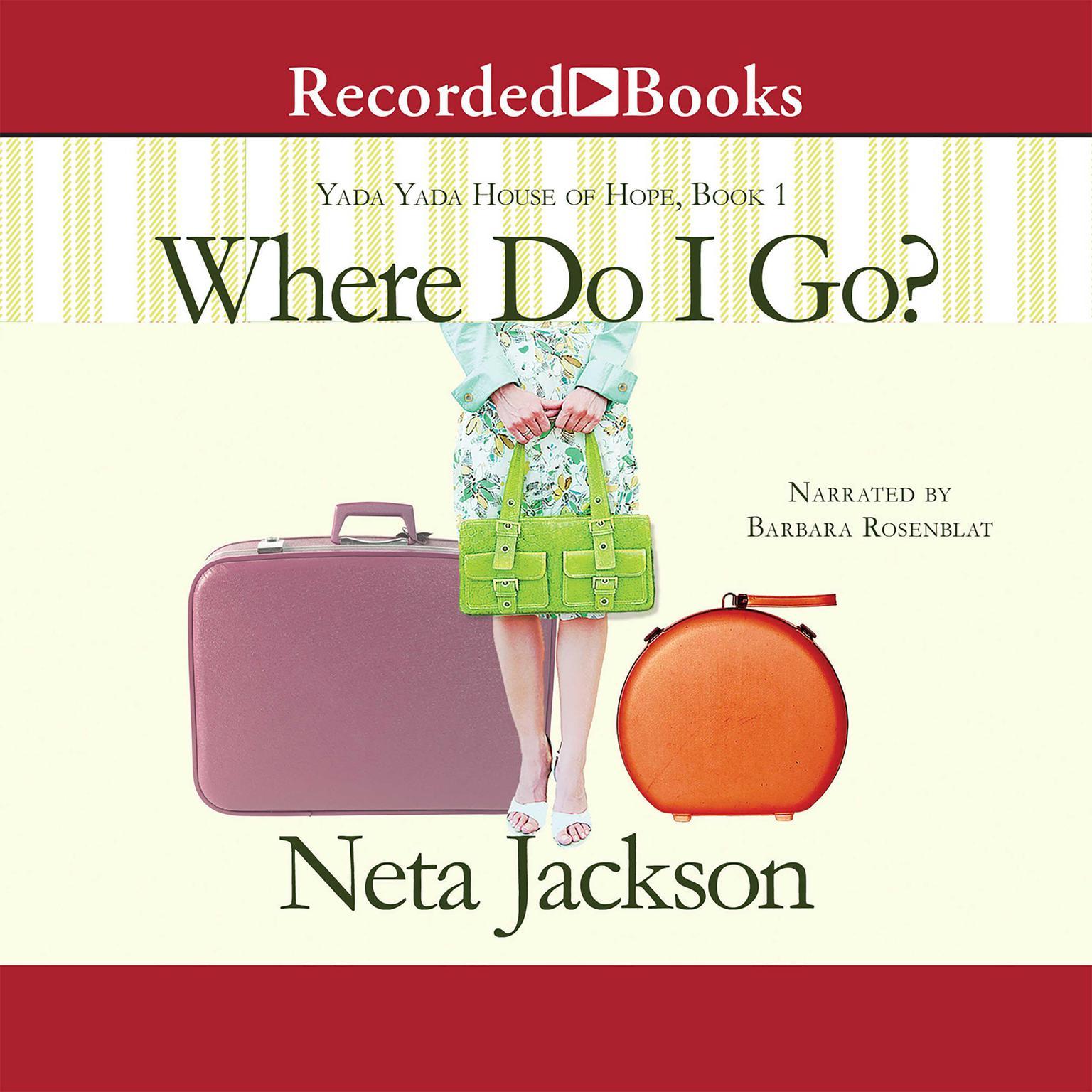 Printable Where Do I Go? Audiobook Cover Art