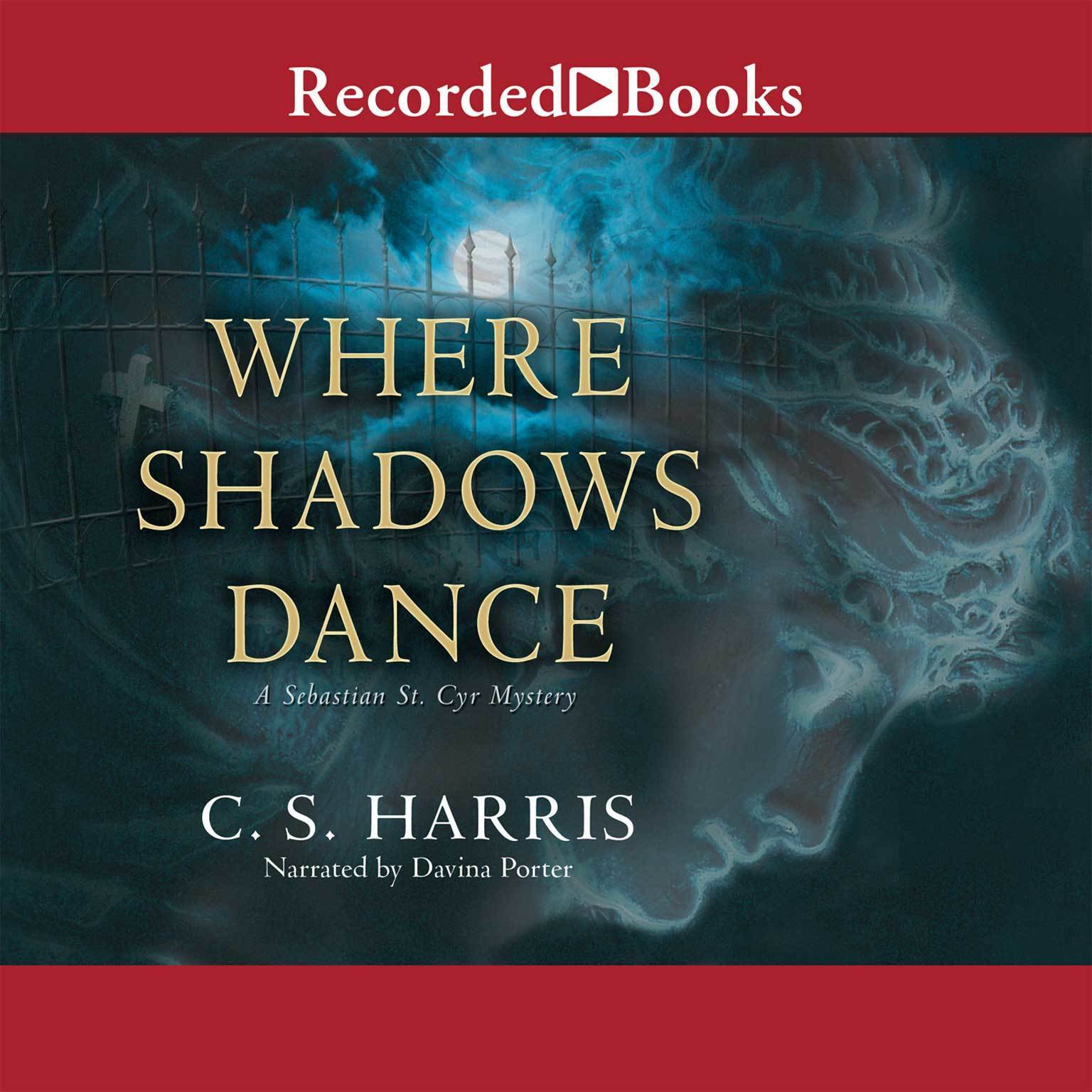 Printable Where Shadows Dance Audiobook Cover Art