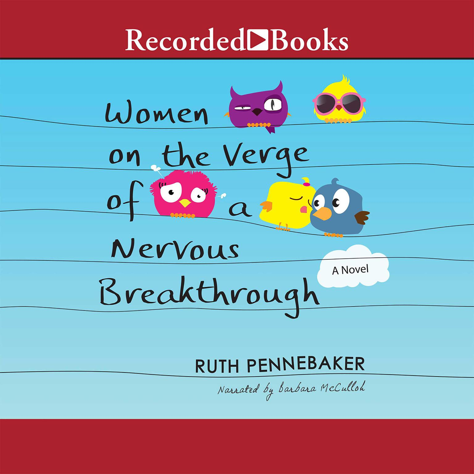 Printable Women on the Verge of a Nervous Breakthrough Audiobook Cover Art