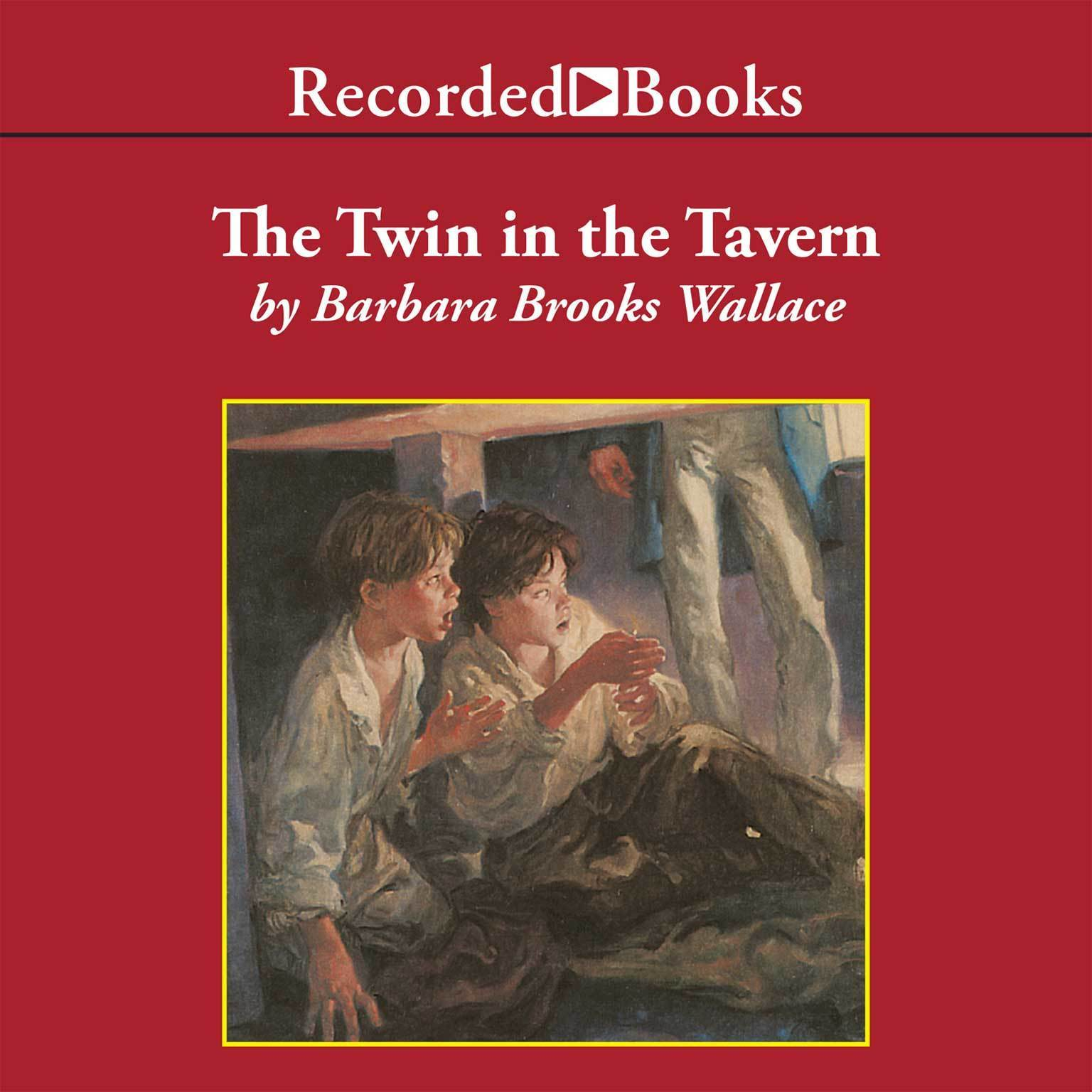 Printable The Twin in the Tavern Audiobook Cover Art
