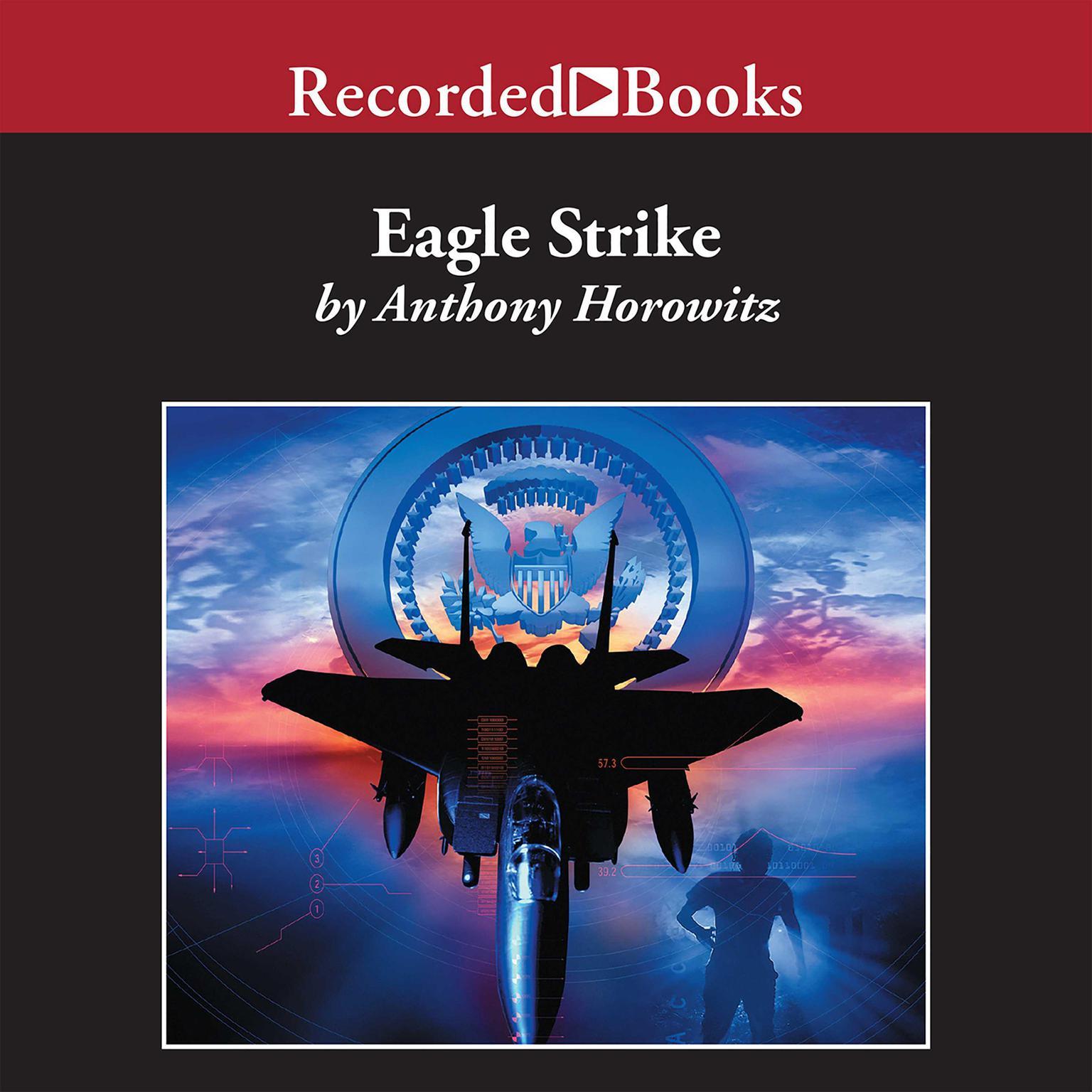 Printable Eagle Strike Audiobook Cover Art