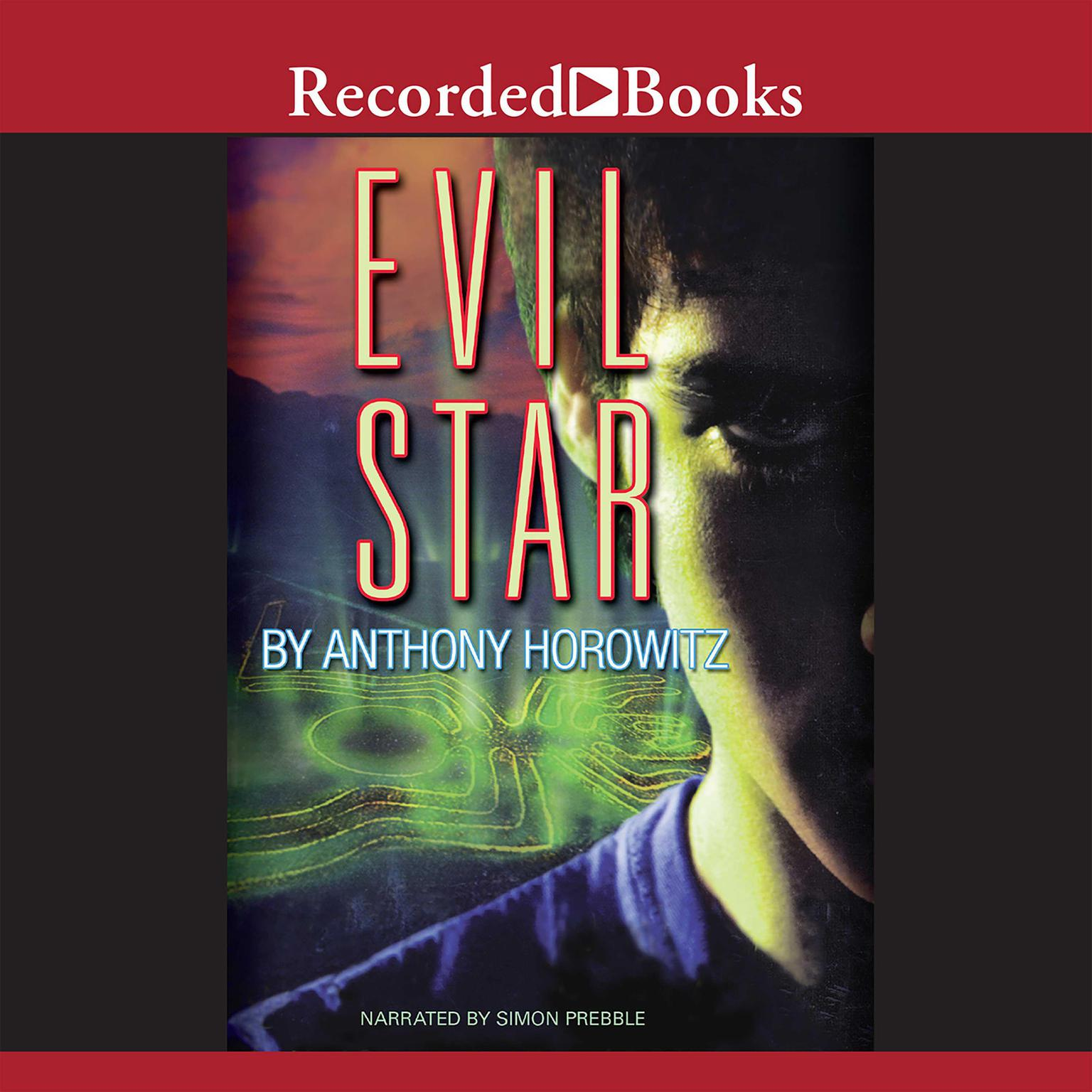Printable Evil Star Audiobook Cover Art