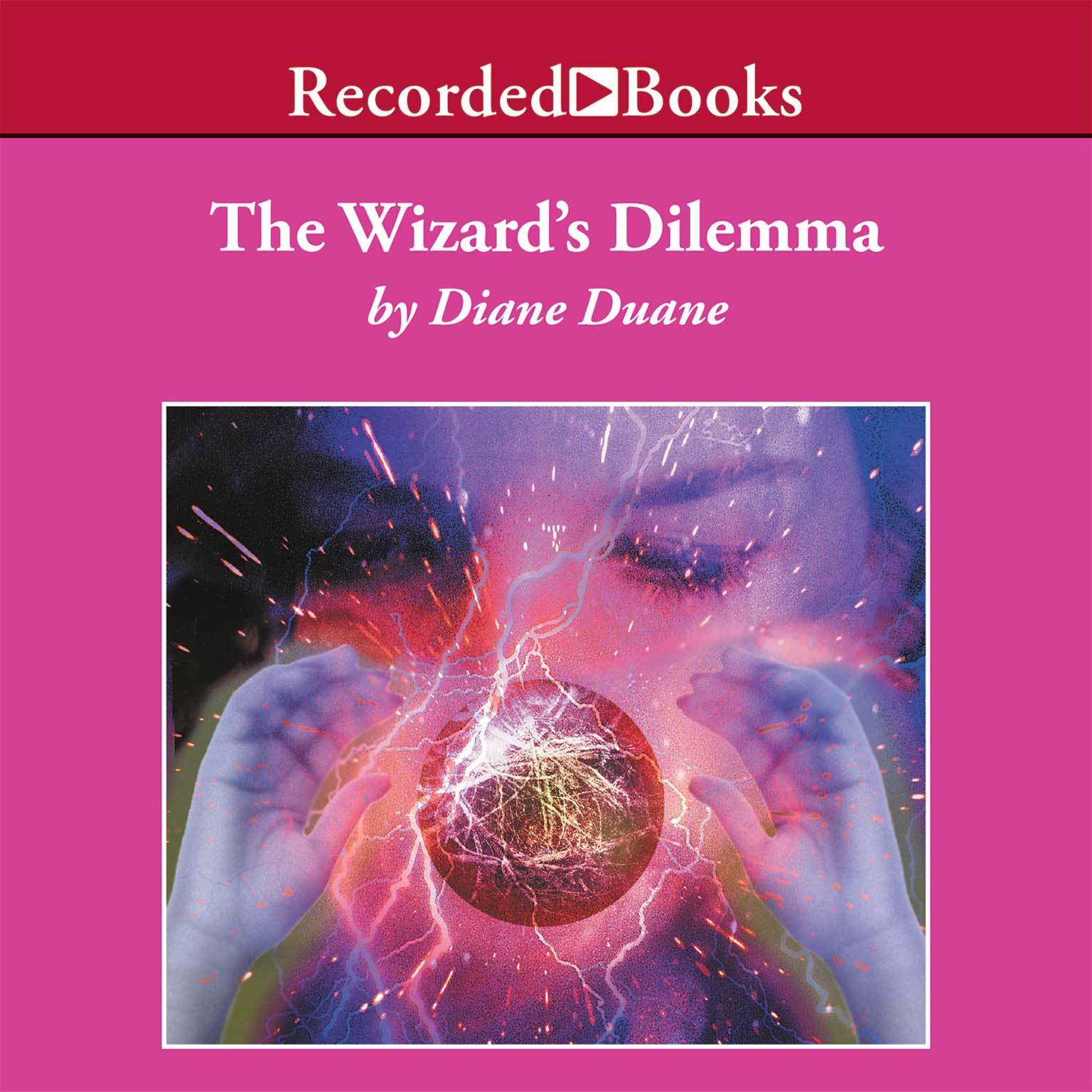 Printable The Wizard's Dilemma Audiobook Cover Art