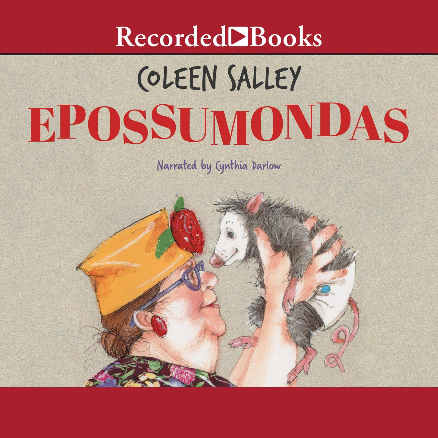 Printable Epossumondas Audiobook Cover Art