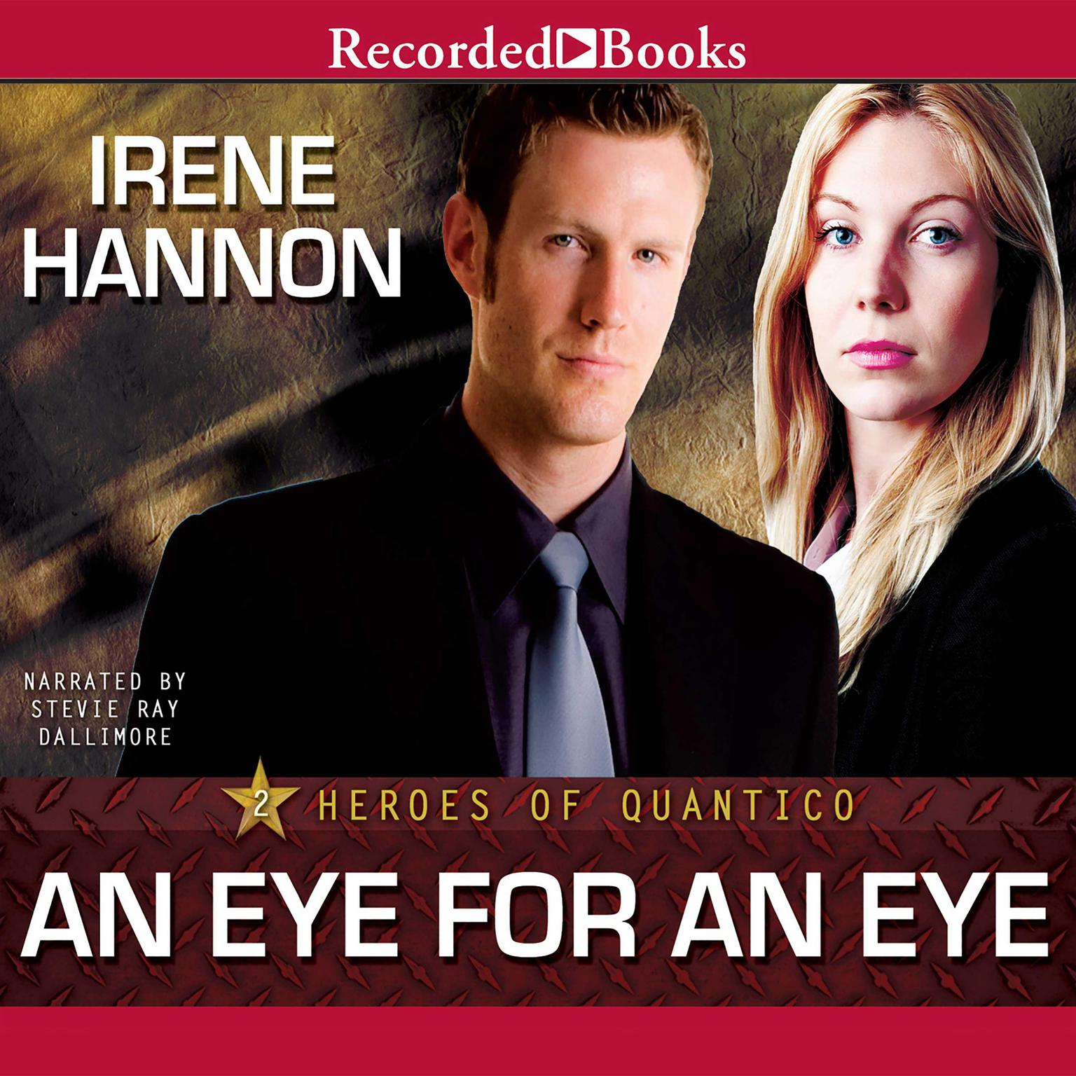 Printable An Eye for an Eye Audiobook Cover Art