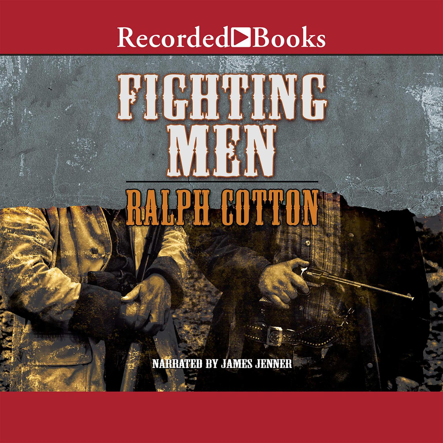 Printable Fighting Men Audiobook Cover Art