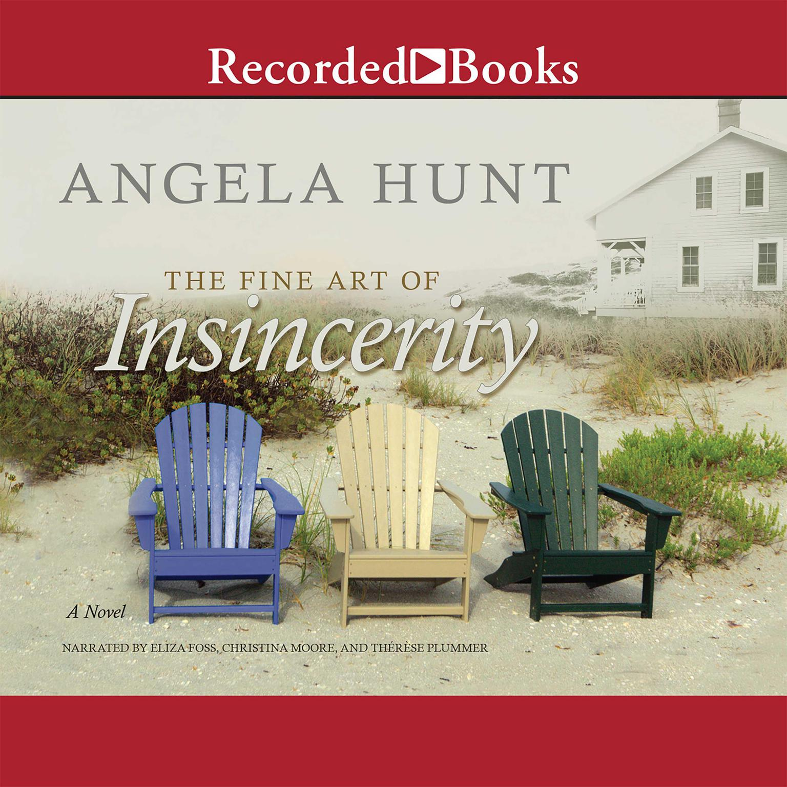 Printable The Fine Art of Insincerity Audiobook Cover Art