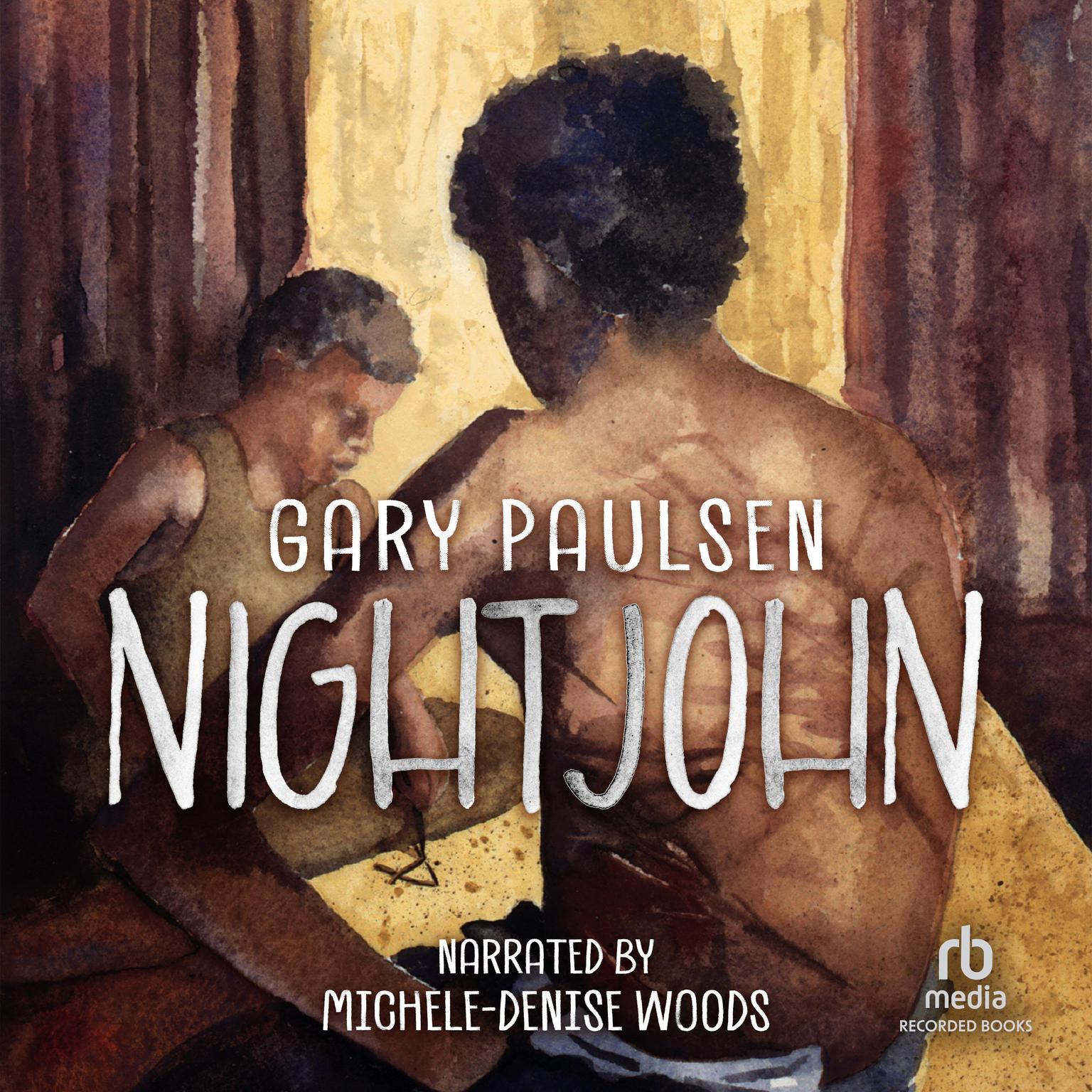 Nightjohn Audiobook, by Gary Paulsen