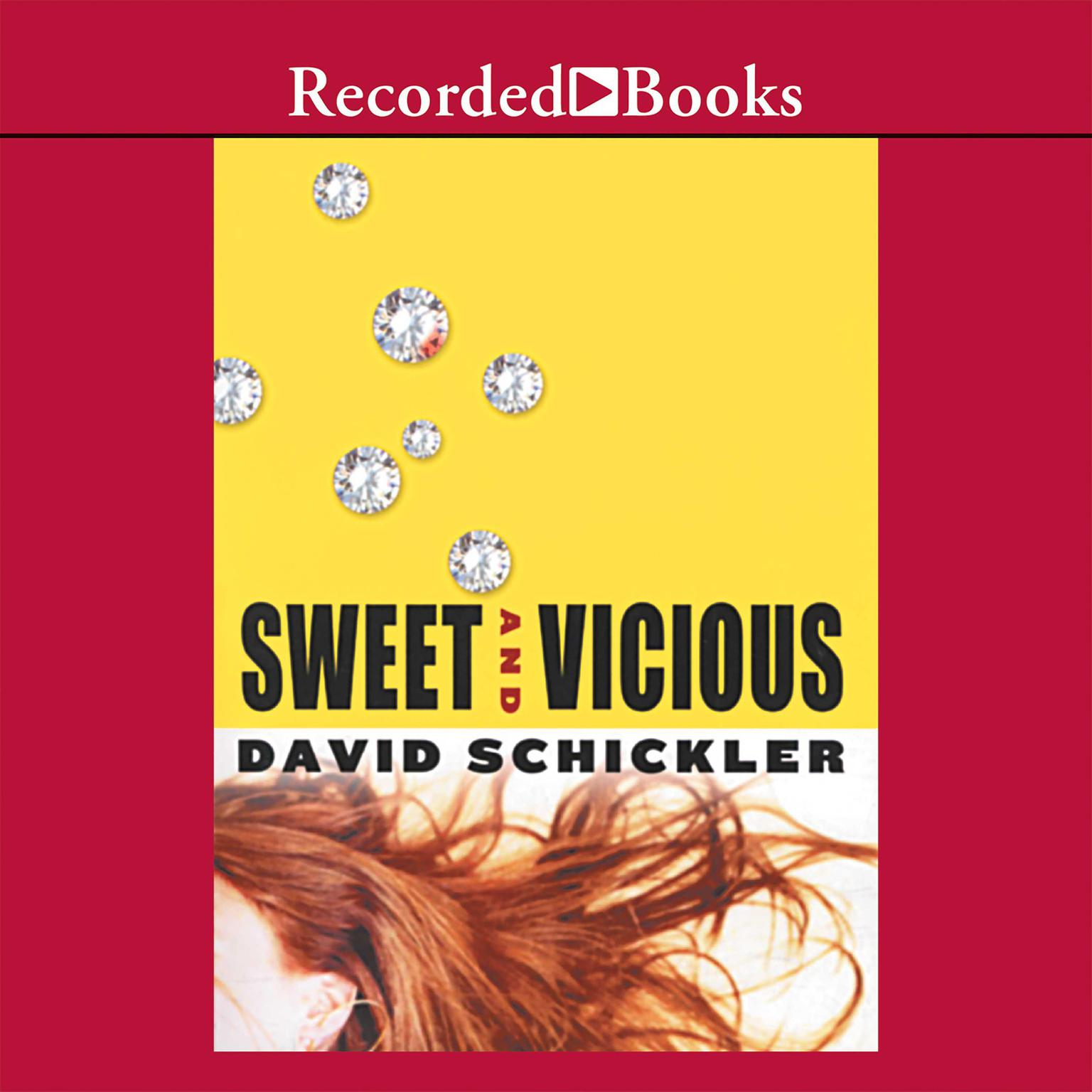 Printable Sweet and Vicious Audiobook Cover Art