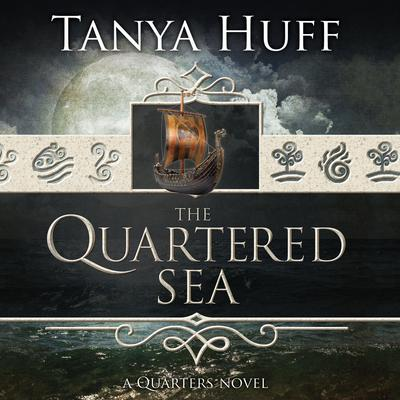 The Quartered Sea Audiobook, by Tanya Huff