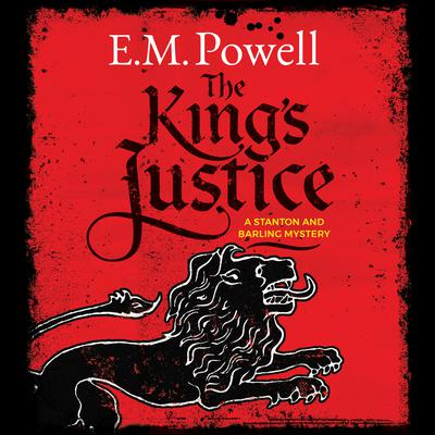 The Kings Justice Audiobook, by E. M. Powell