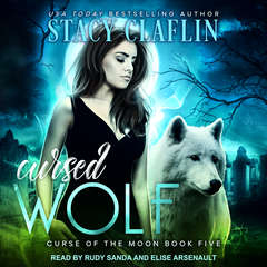 Cursed Wolf Audiobook, by Stacy Claflin