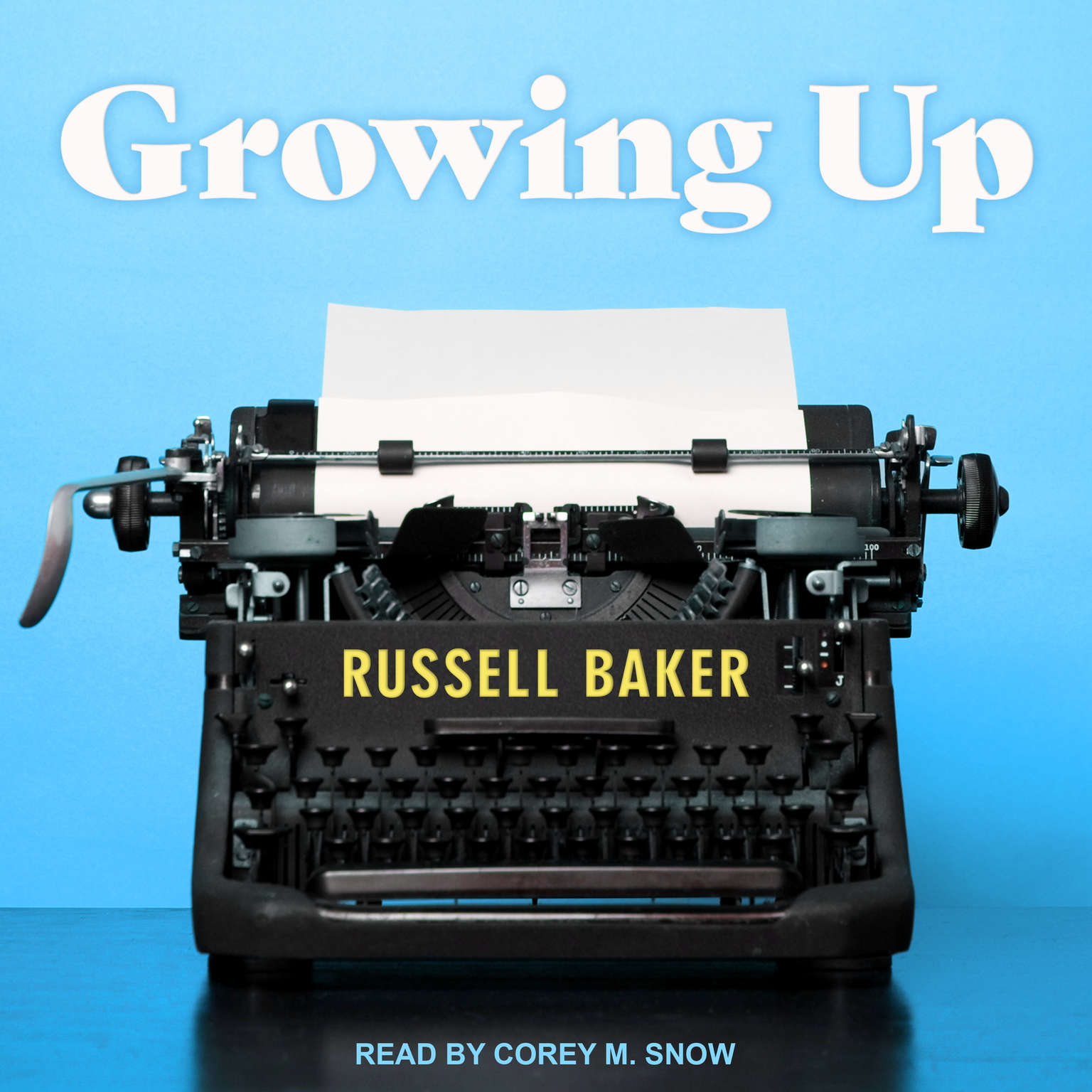 Growing Up Audiobook, by Russell Baker