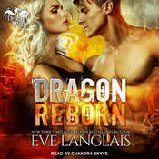 Dragon Reborn Audiobook, by Eve Langlais