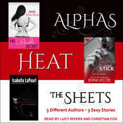 Alphas Heat The Sheets Audiobook, by Shayla Black