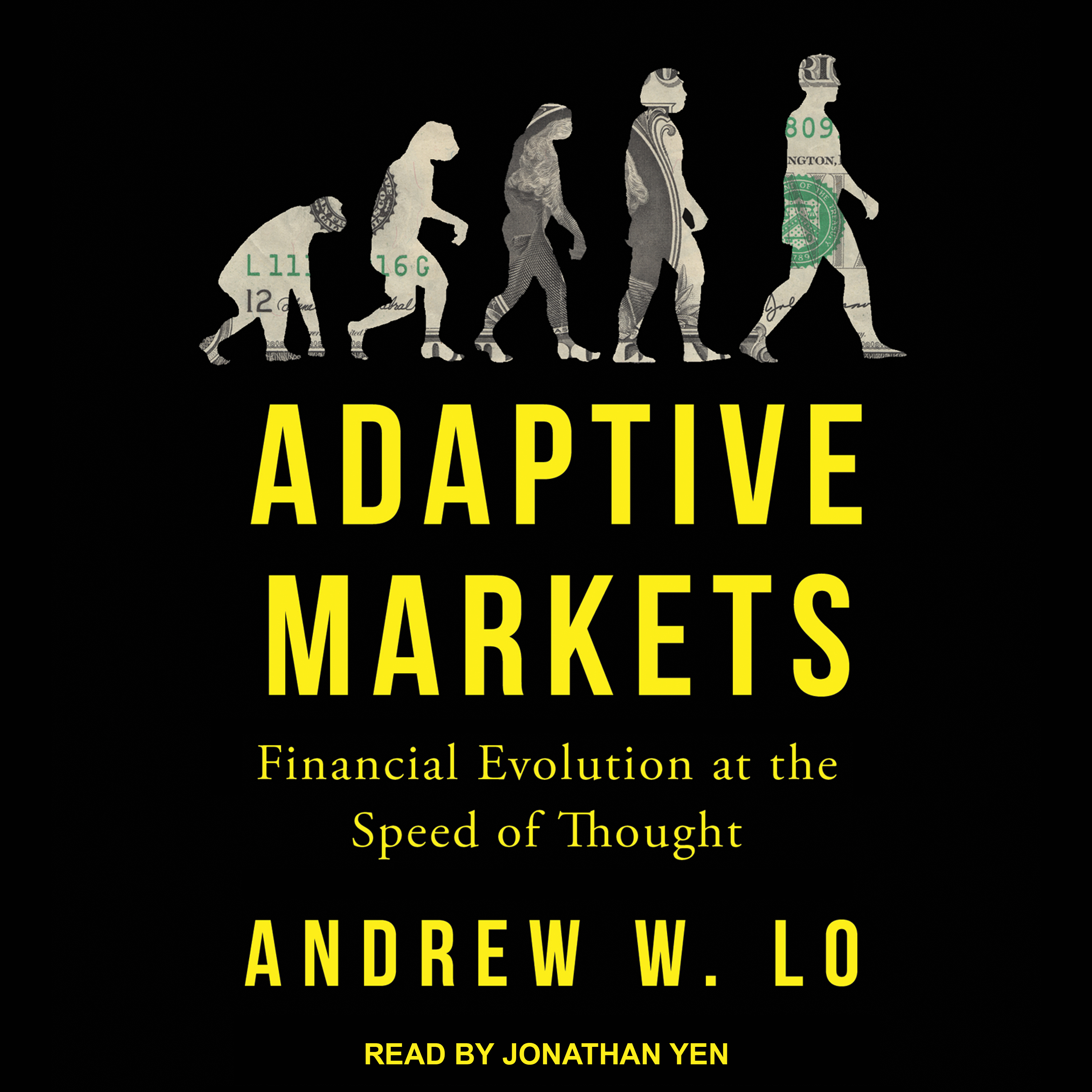 Printable Adaptive Markets: Financial Evolution at the Speed of Thought Audiobook Cover Art