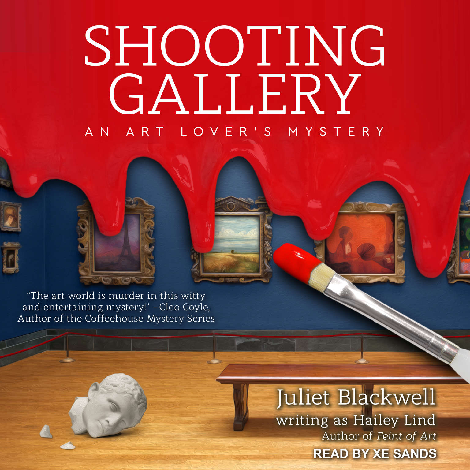 Shooting Gallery Audiobook, by Juliet Blackwell
