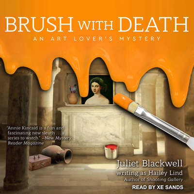 Brush with Death Audiobook, by Juliet Blackwell