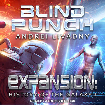 Blind Punch Audiobook, by Andrei Livadny