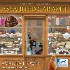 Assaulted Caramel Audiobook, by Amanda Flower