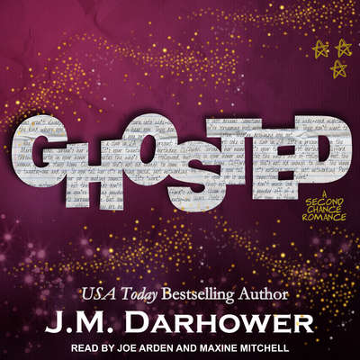 Ghosted Audiobook, by J. M. Darhower