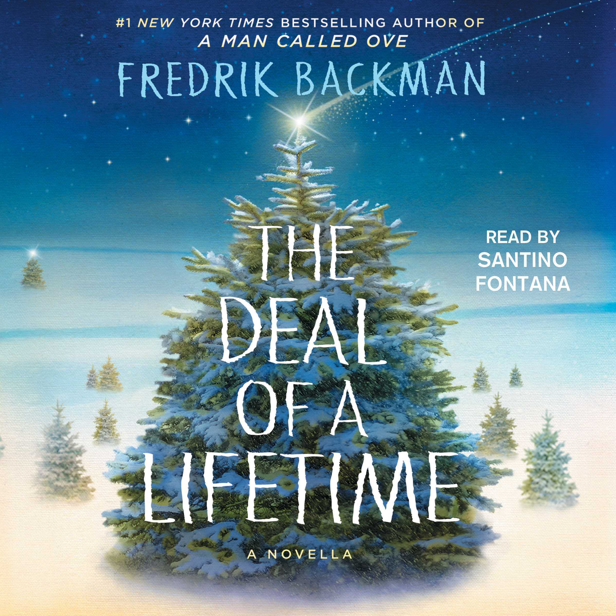Printable The Deal of a Lifetime: A Novella Audiobook Cover Art