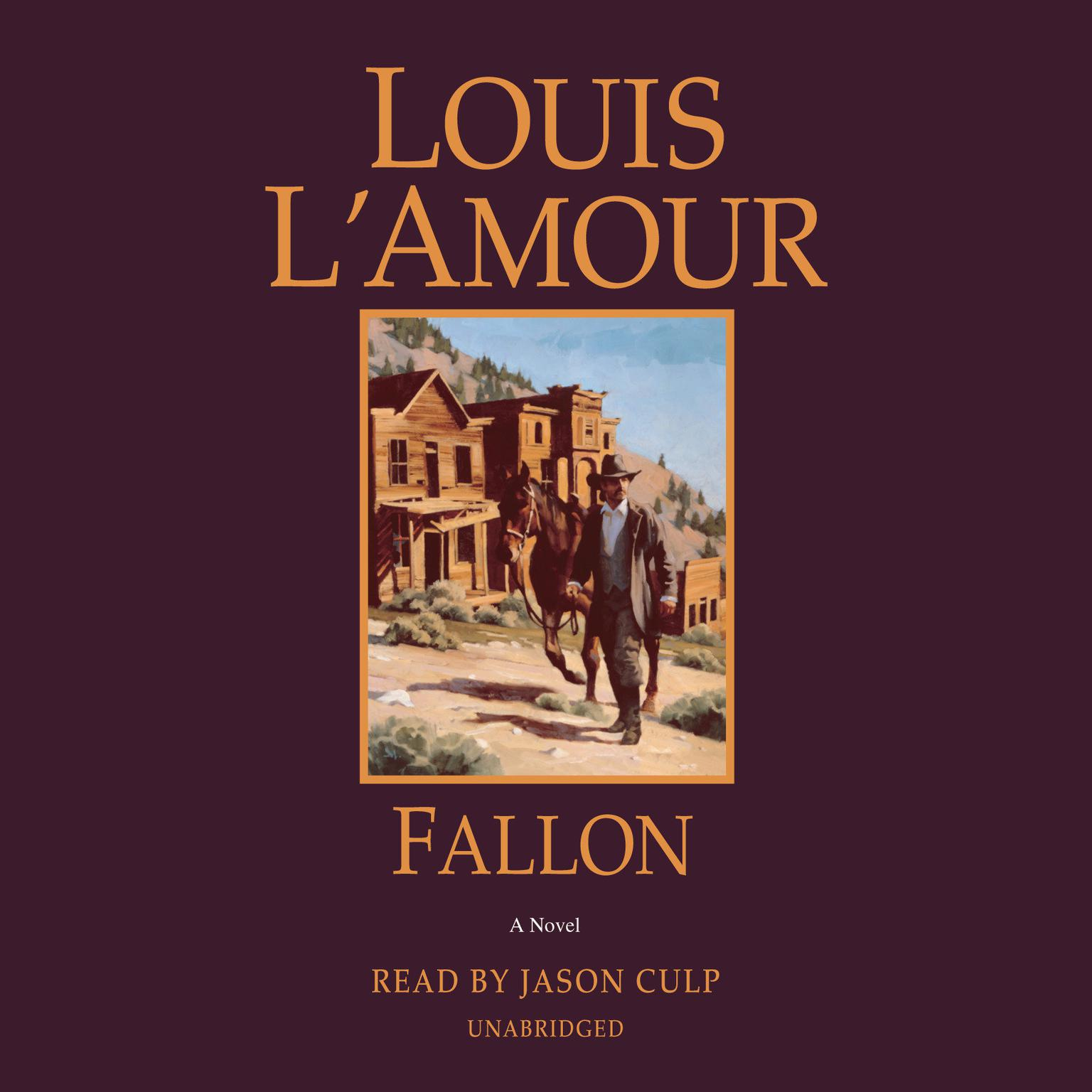 Fallon: A Novel Audiobook, by Louis L'Amour
