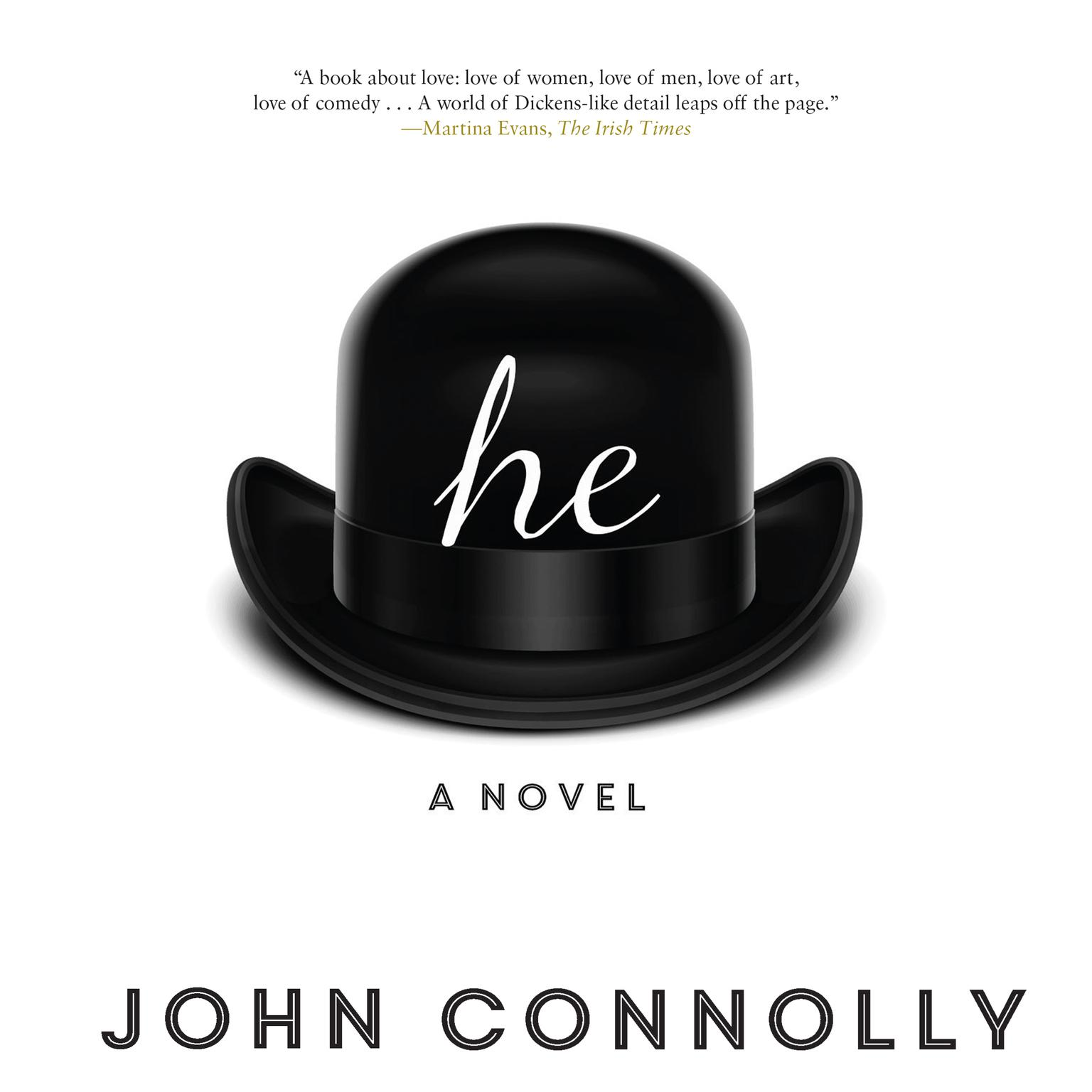 He Audiobook, by John Connolly