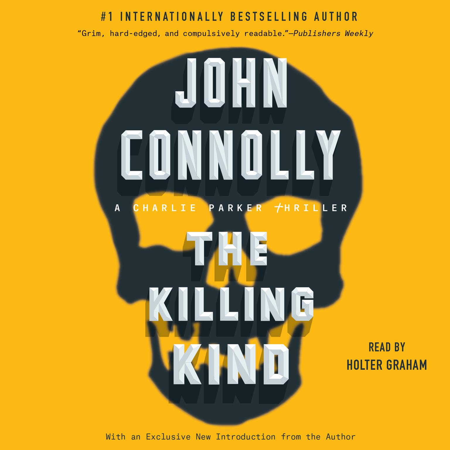 Printable The Killing Kind: A Charlie Parker Thriller Audiobook Cover Art