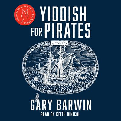 Yiddish for Pirates Audiobook, by Gary Barwin