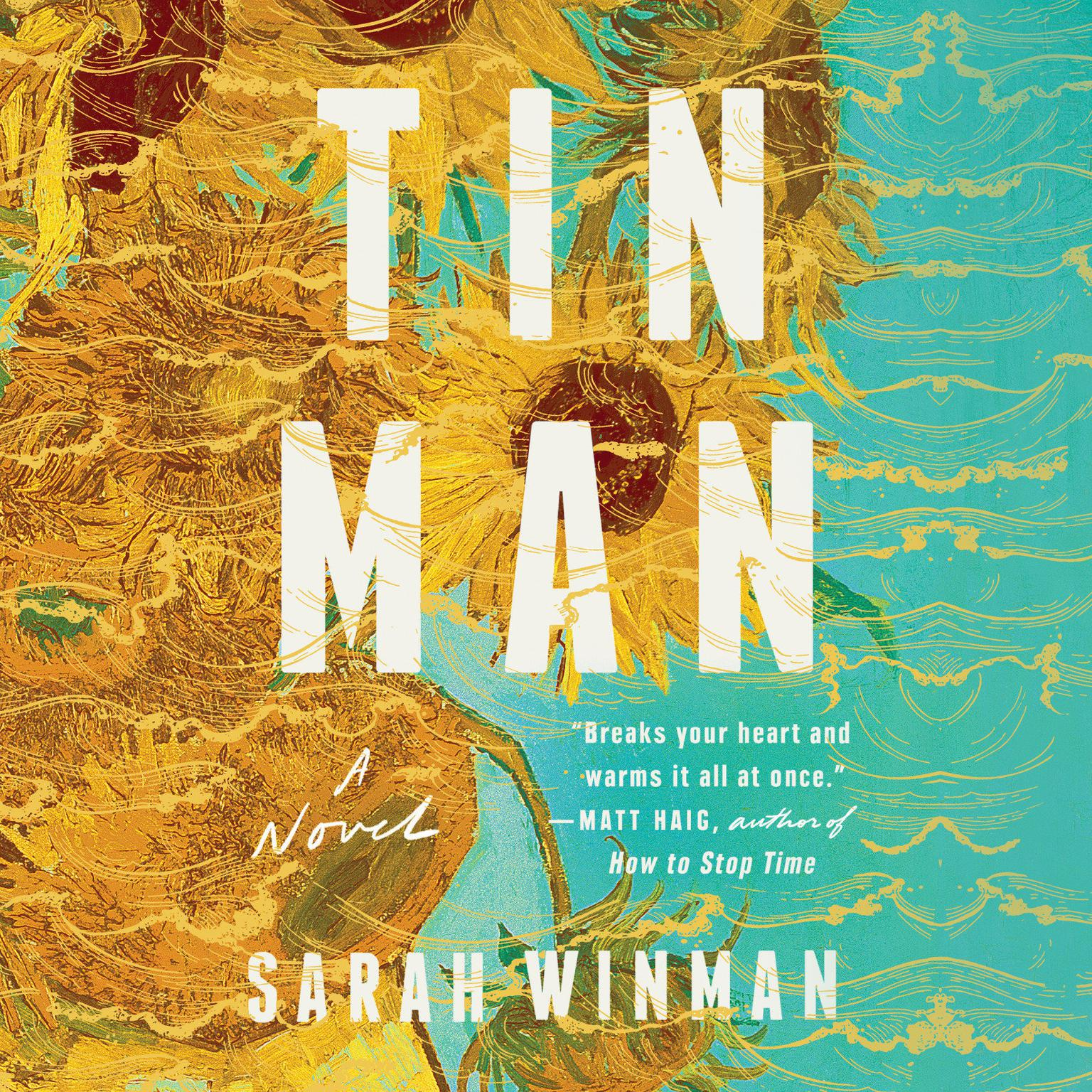 Printable Tin Man: A Novel Audiobook Cover Art