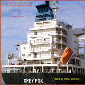 The Slow Grey Fox Jumps Over The QueaZy Package Tourists. Book One.: Book One Audiobook, by Roger Worrod