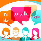 Id Like To Talk Nicely Audiobook, by Quentin Bach