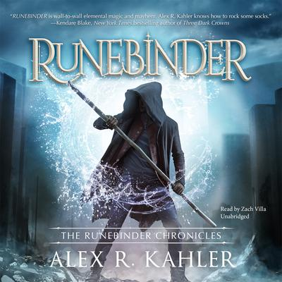 Runebinder Audiobook, by Alex R. Kahler