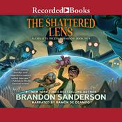 Alcatraz versus the Shattered Lens Audiobook, by Brandon Sanderson