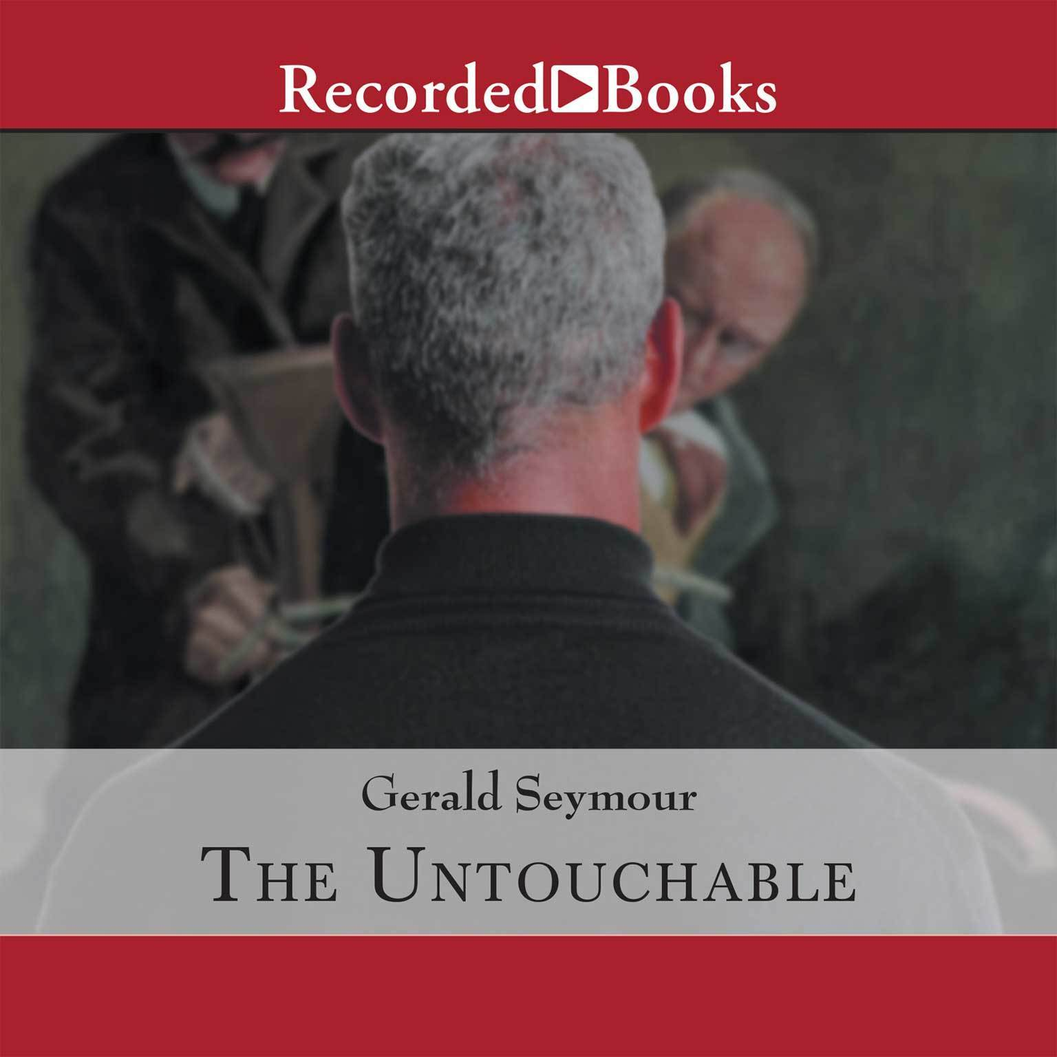 Printable The Untouchable Audiobook Cover Art