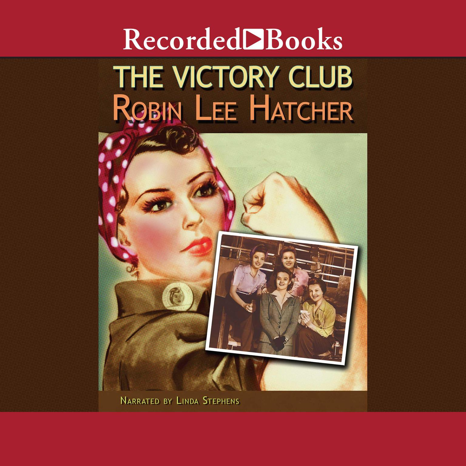 Printable The Victory Club Audiobook Cover Art
