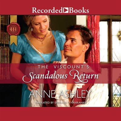 The Viscounts Scandalous Return Audiobook, by Anne Ashley