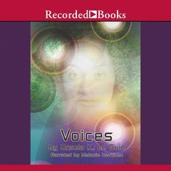 Voices Audiobook, by Ursula K. Le Guin