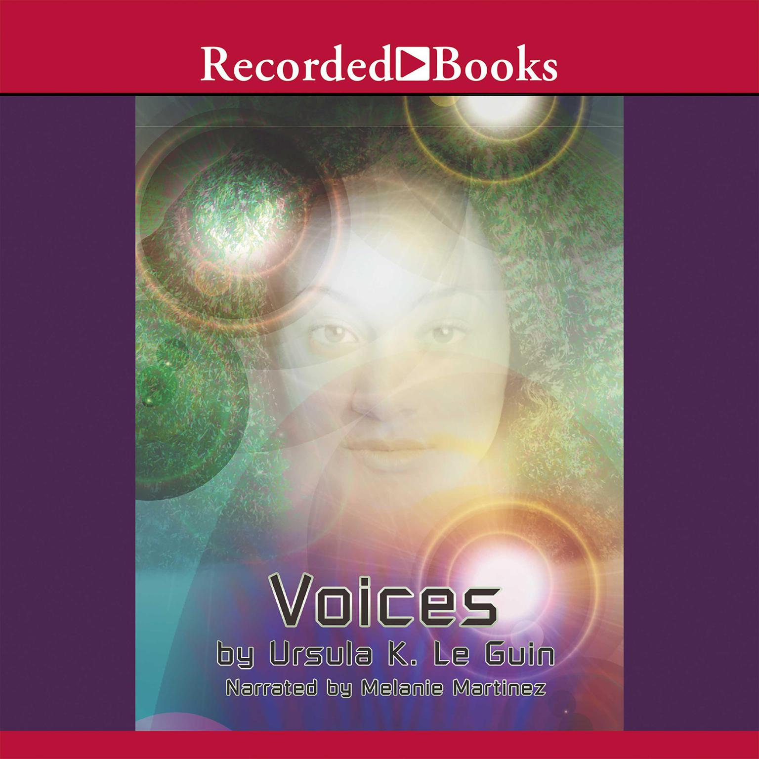 Printable Voices Audiobook Cover Art