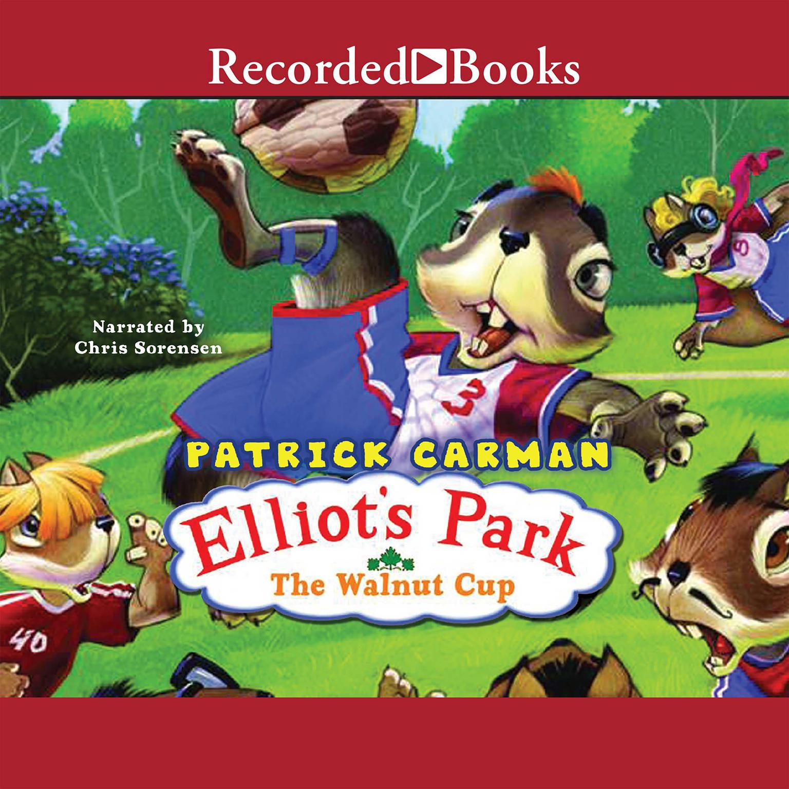 Printable The Walnut Cup Audiobook Cover Art