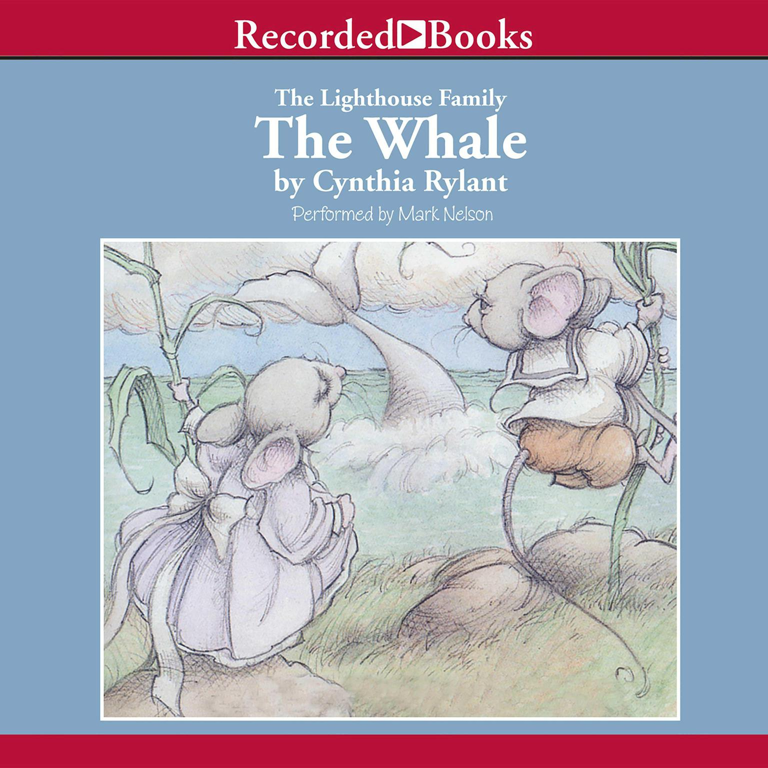 Printable The Whale Audiobook Cover Art